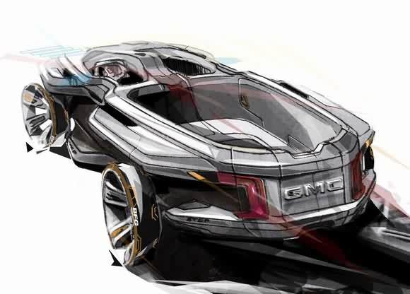通用汽车e-flex系统激发未来汽车设计师灵感