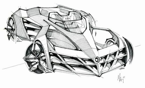 在美国顶尖汽车设计学院的学生眼中,未来的汽车应该是怎样的?在通用汽车和素有美国汽车设计人才摇篮之称的美国艺术与设计学院创意研究中心(CCS)合作开展的一个汽车设计创作活动中,这些优秀的未来汽车设计师用各自作品,充分诠释了自己对汽车设计的理解和理念。   在这个设计创作活动中,学生们以通用汽车先进的电气化车身架构E-Flex动力推进系统为基础概念,针对通用汽车旗下的八大品牌进行产品的设计创作。在同为CCS毕业生的通用汽车先进设计总监Bob Boniface和设计部门经理Gary Ruiz的全程指导