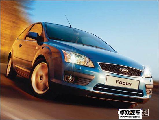 福特两厢福克斯高清图片