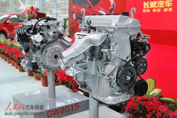gw4g15发动机
