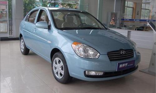 中国 车型/车型名称:北京现代全系车型首付比例:40% 贷款年限:12个月...