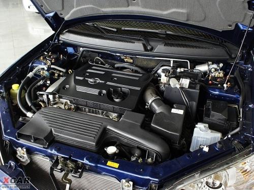 海马欢动1.8L车型发动机-海马欢动1.6CVT 9月上市 新海马3同期发布高清图片