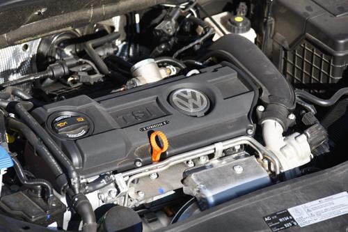 009年度十佳发动机 一汽 大众 EA111 1.4TSI发动机高清图片