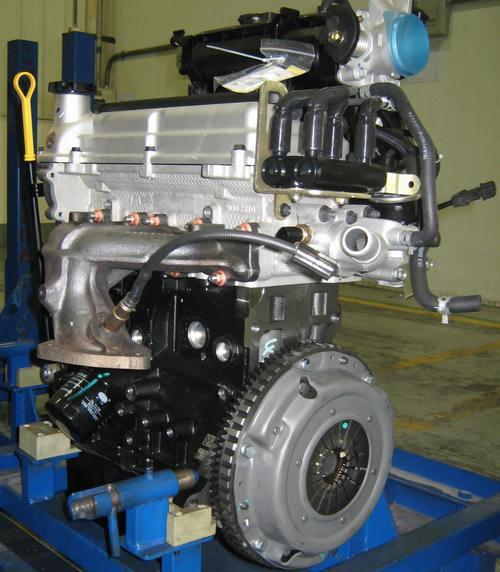 五菱发动机结构图