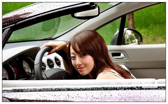 靓丽清纯的少女生活邻家漫画靓车诱惑(17)--汽图片手绘小妹大全集美性感性感图片