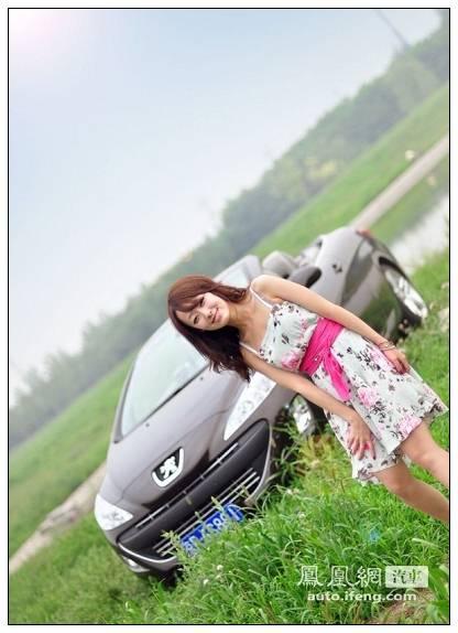 清纯靓丽的邻家诱惑小妹苹果靓车生活(26)6性感性感美女图片