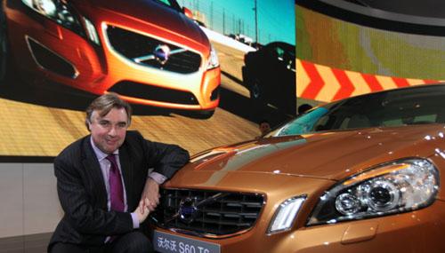 沃尔沃汽车总设计师谈北欧设计风格高清图片