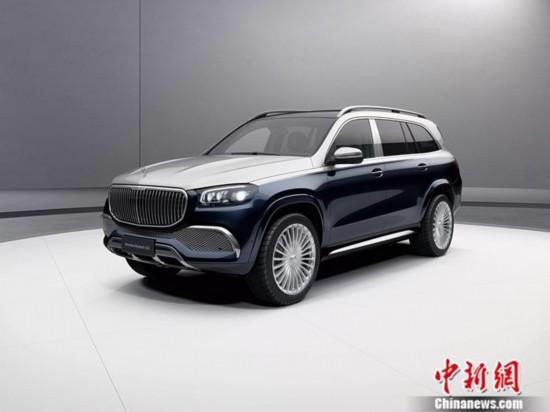 奔驰将携旗下28款车型亮相广州车展